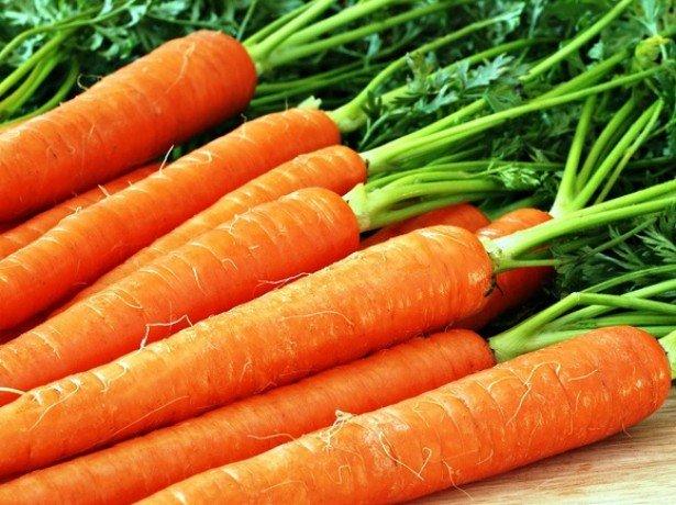 Вся сила в моркови