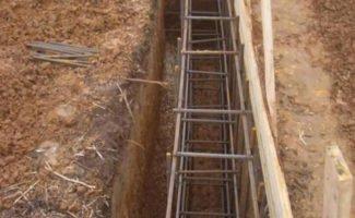 Как сделать ленточный фундамент своими руками: от разметки участка до заливки бетона