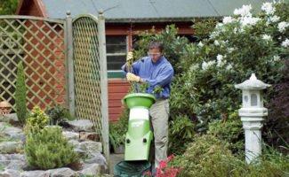 Измельчитель травы садовый – какую модель выбрать, и как сделать измельчитель своими руками