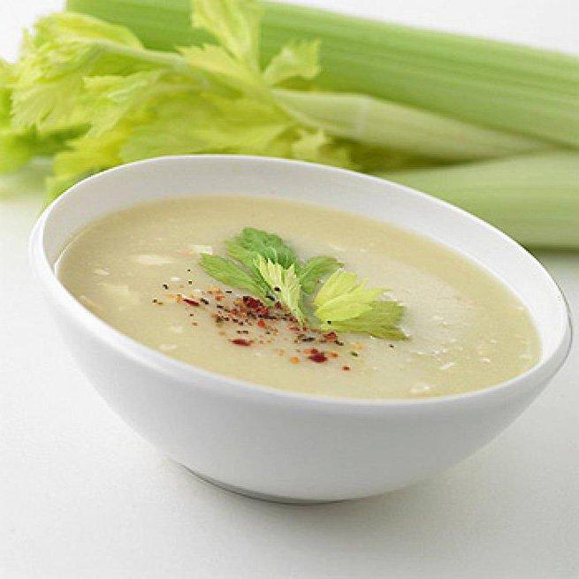 сельдереевый суп для похудения результаты