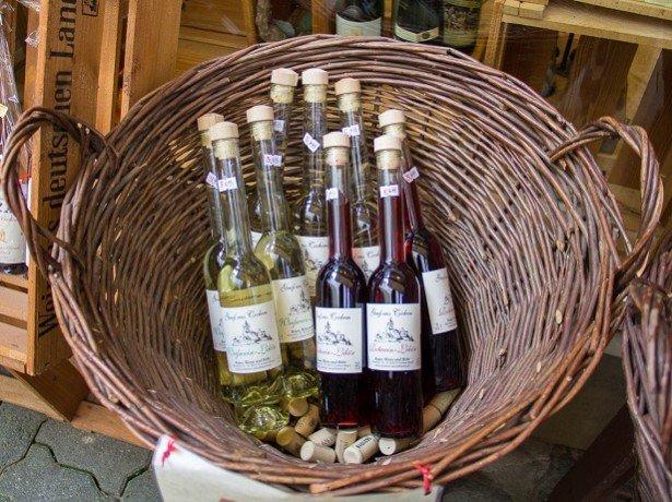 Из какого винограда сделать вино