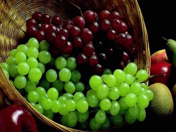 Витамины в винограде и важные для здоровья вещества