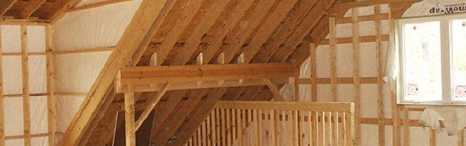 Как построить мансардную крышу своими руками и не наделать ошибок