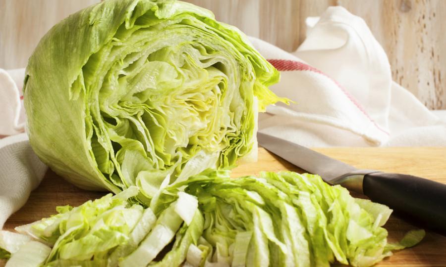 пищевая ценность салат айсберг