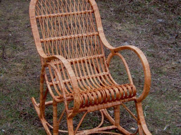 Плетеная мебель из лозы, ротанга своими руками - пошаговая инструкция с фото, видео и схемами
