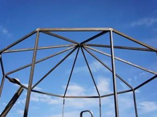 Металлокаркас для шатра