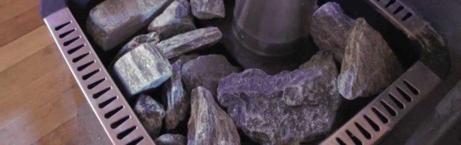 Какой камень выбрать для бани
