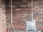 Сиденье из деревянных палет