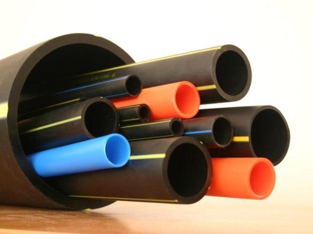Разновидность ПНД труб