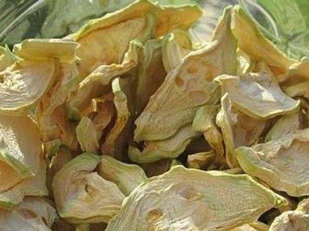 Сушёные кабачки