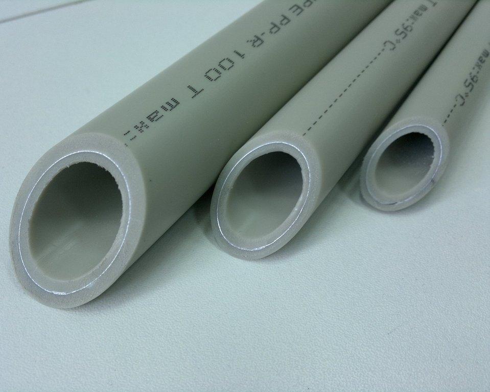 Труба KRAFTPIPE 25*4,2 (штанга 4м) (PN20)