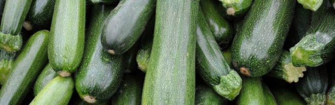 Зелёные кабачки — вкусно и просто