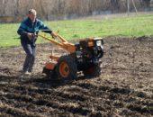 Мотоблок для посадки картофеля