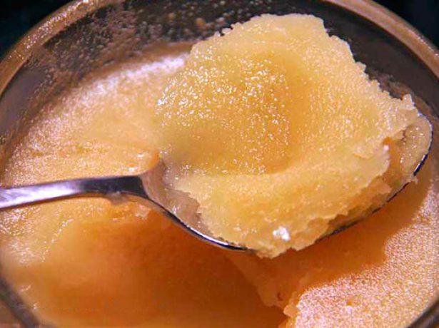 Засахарившийся мёд