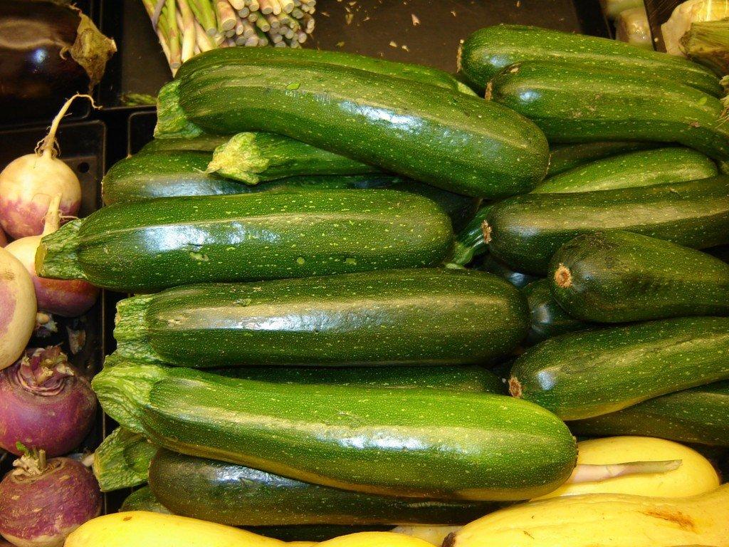 Как хранить кабачки свежими, сушёными или консервированными
