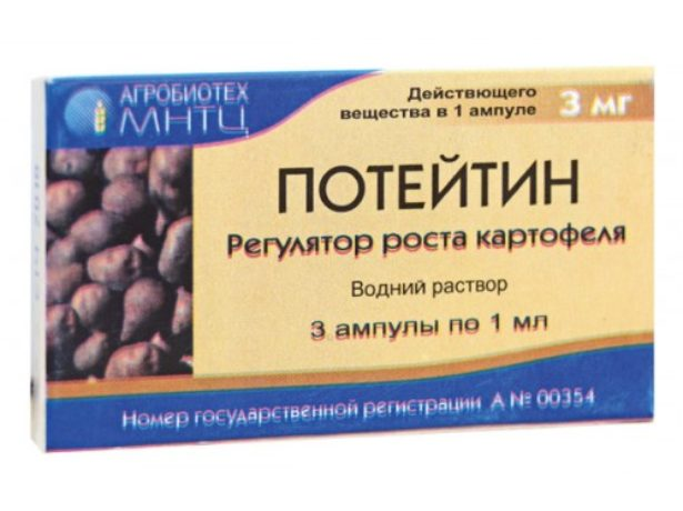 Препарат Потейтин