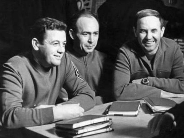 Погибший экипаж корабля «Союз-11»