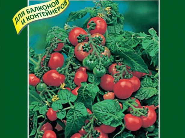 семена томата Балконное чудо