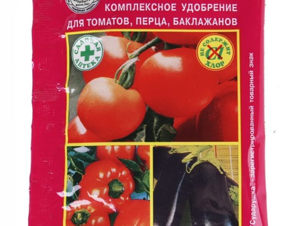 Удобрение для томатов