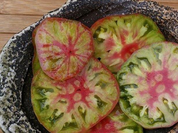 Нарезка из томата Чёрный ананс