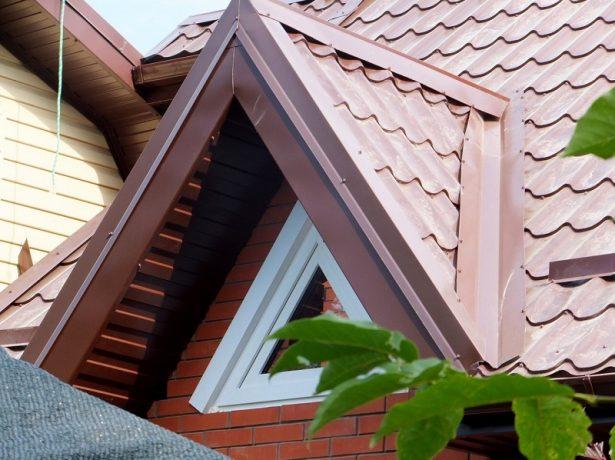 Окно в холодной крыше