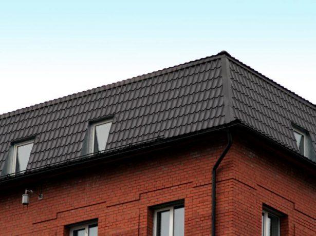 Мансардная крыша