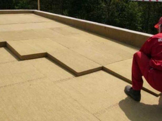 Уклон крыши