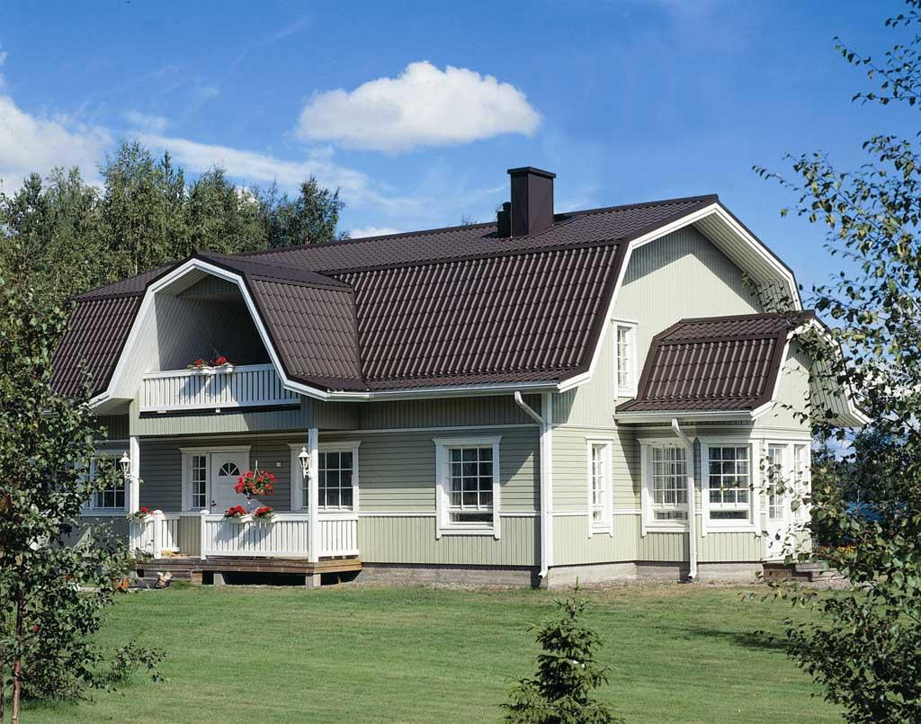 Строительство ломаной крыши своими руками: руководство для домашнего мастера