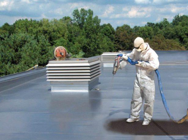 Жидкая резина для крыши