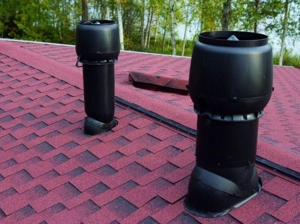 Дефлектор для вентиляции крыши дома