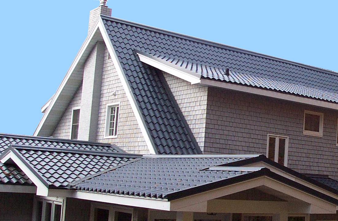 Крыши частных домов:как сделать правильный выбор