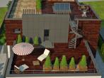 Проект обустройства плоской крыши