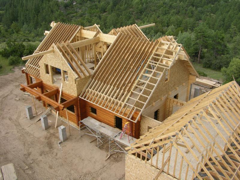 Устройство крыши частного дома – основные элементы и особенности различных видов кровли
