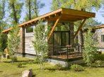 Малогабаритный дачный домик