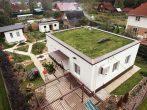 Зелёная зона на крыше