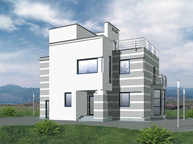 Дома из железобетонных конструкций