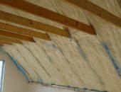 утеплители для крыши