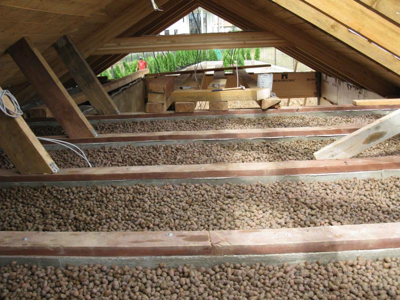 Утепление потолка в доме с холодной крышей: грамотно выбираем материалы и технологии