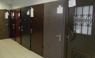 Входные металлические двери для частного дома и квартиры