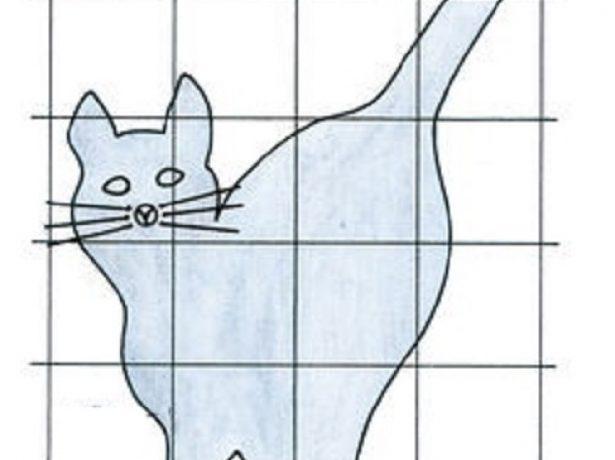 Схема флюгерного флажка