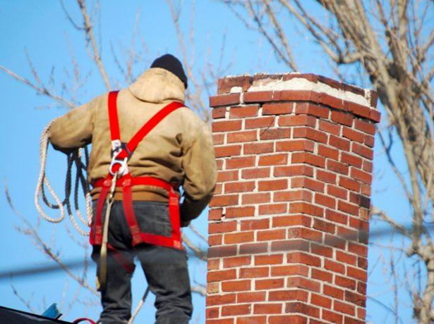 Меры безопасности при работе на крыше