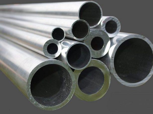Алюминиевая труба для дымохода