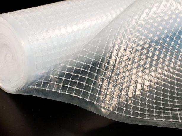 Армированная полиэтиленовая плёнка