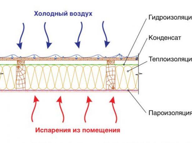 Работа диффузионной мембраны