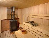 Печной дымоход в бане