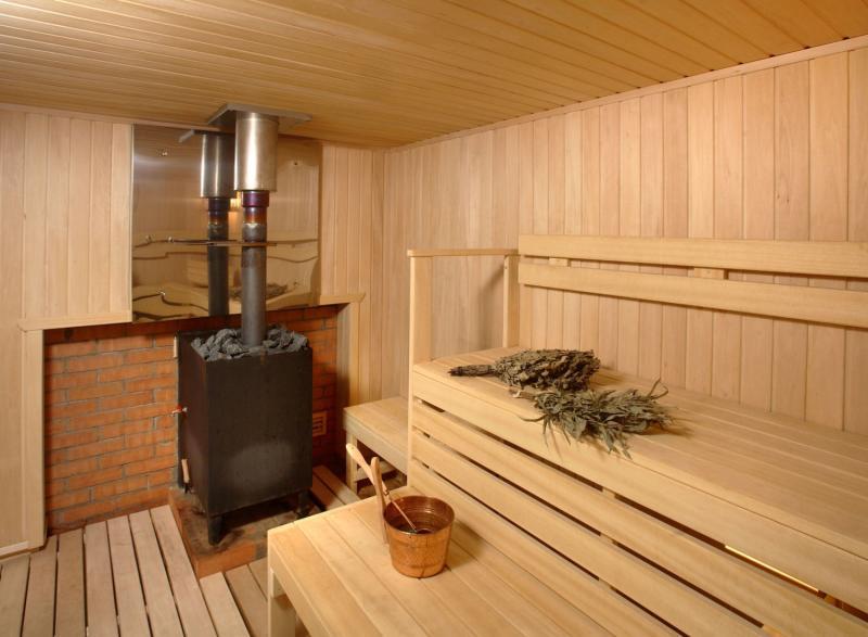 Правильный монтаж дымохода в бане