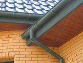 Водосток крыши