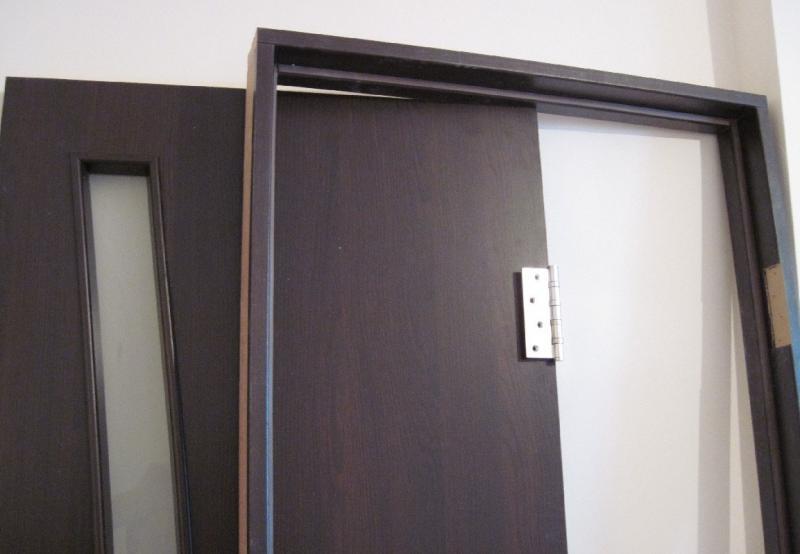 Приятно зайти в дом: правильно сделанный дверной косяк