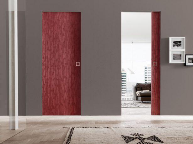 Двери без дверной коробки