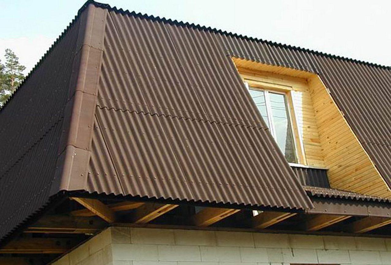 Как укрыть крышу ондулином своими руками: от проектирования до монтажа